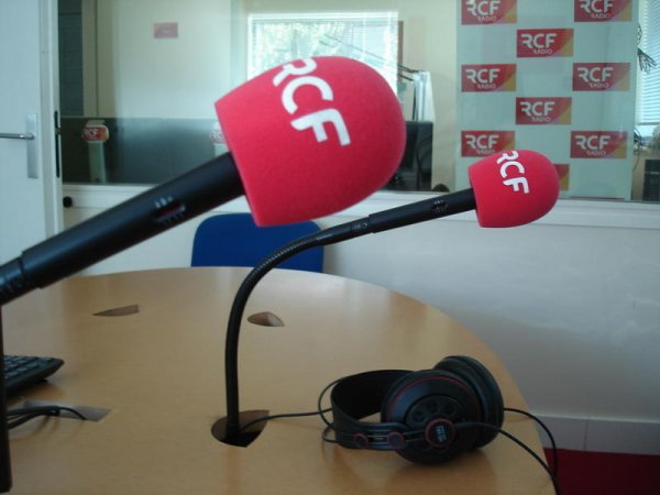 Interview de RCF Haute-Loire le 4 avril 2013